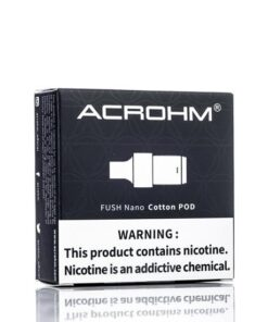 Acrohm Fush Nano Replacement Pod